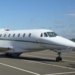 Avião Cessna-Citation-X750 Leilão