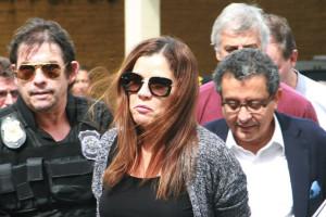 João Santana e Mônica Moura