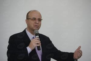 Rio de Janeiro - O secretário de Estado de Turismo de São Paulo, Laércio Benko fala durante lançamento do projeto Turismo em Diálogo, evento que discute pautas prioritárias do turismo brasileiro, na Casa Touring, no Boulevard Olímpico. (Tomaz Silva/Agência Brasil)