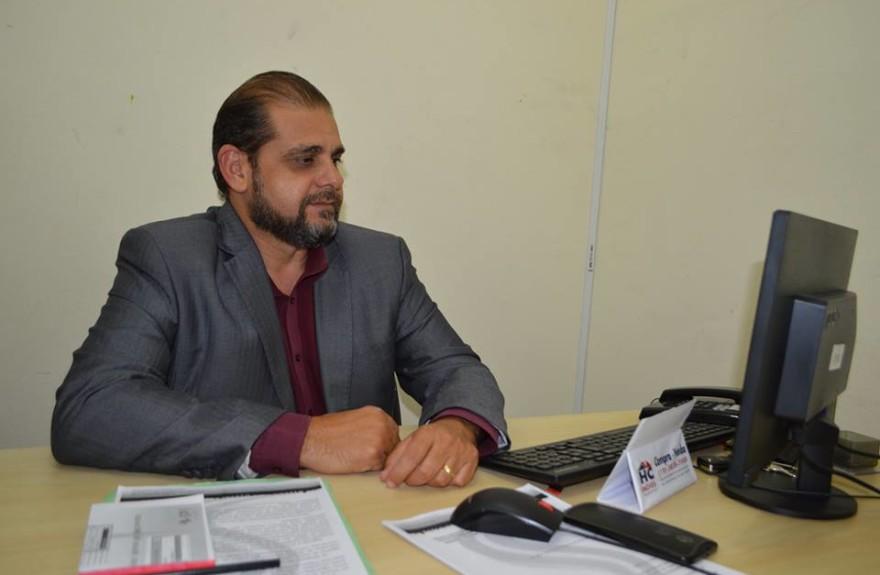 Foto secretario comunicação